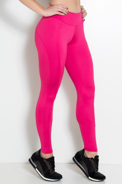 Calça Montaria Suplex (Rosa Pink) | Ref: KS-F41-003