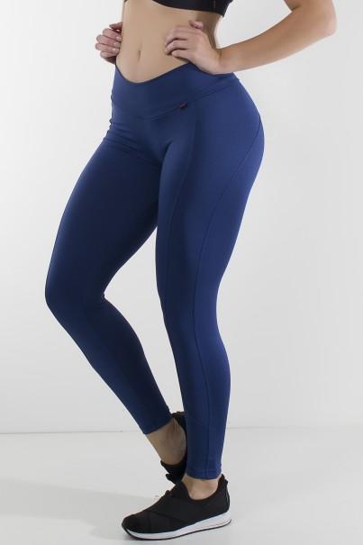 Calça Montaria Suplex (Azul Marinho) | Ref: KS-F41-004