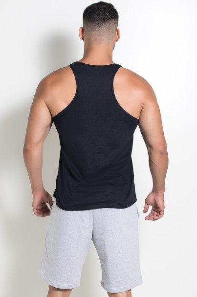 Camiseta Regata Muscle Swag (Preto) | Ref: KS-F528-002