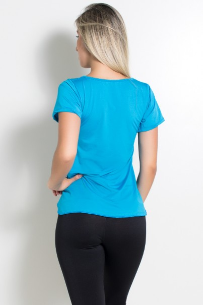 Camiseta Paloma Microlight (Be Fitness) | Ref: KS-F574