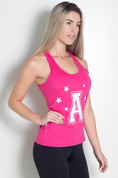 Camiseta de Malha Nadador (A + Estrelas) | Ref: KS-F577
