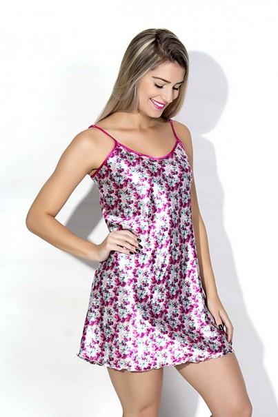 Camisola 002 (Pink estampada)
