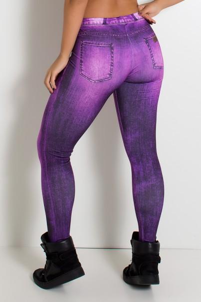 Legging Sublimada PRO (Stone Purple) | Ref: NTSP25