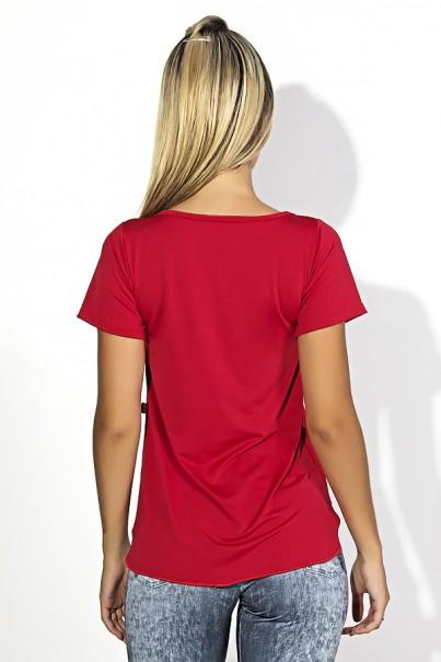 Camisa Paloma Microlight (Contém Whey Protein) | Ref: KS-F429