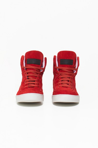 Sneaker Camurça (Vermelho) | Ref: KS-T52-005