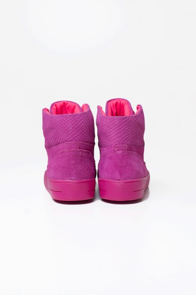 Sneaker Camurça Pink   Ref: KS-T51-001