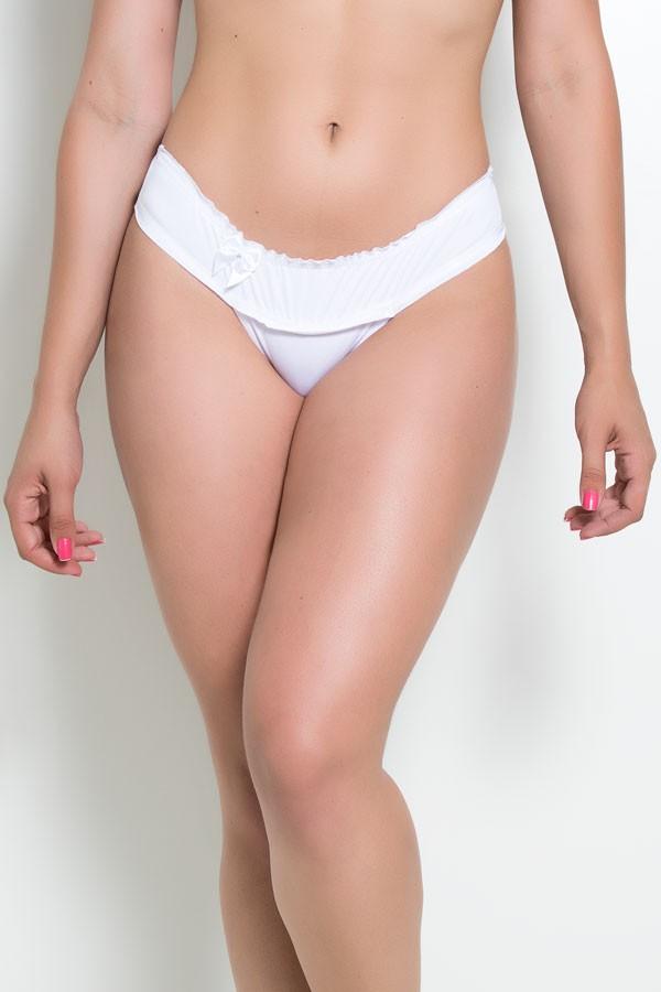 Calcinha Lara (Branco)  3b269926ac6