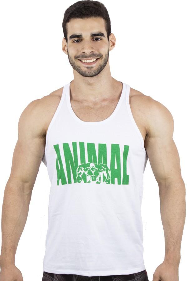 a497e37357cba Camiseta Regata (Animal)