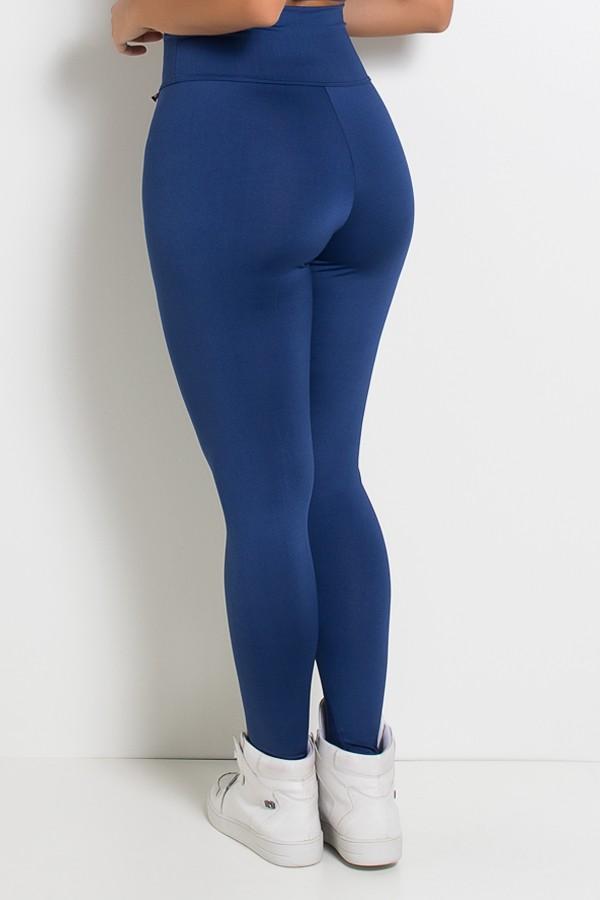 ccee61865 ... Legging Lisa Suplex Azul Marinho | Ref: KS-F23-007 ...