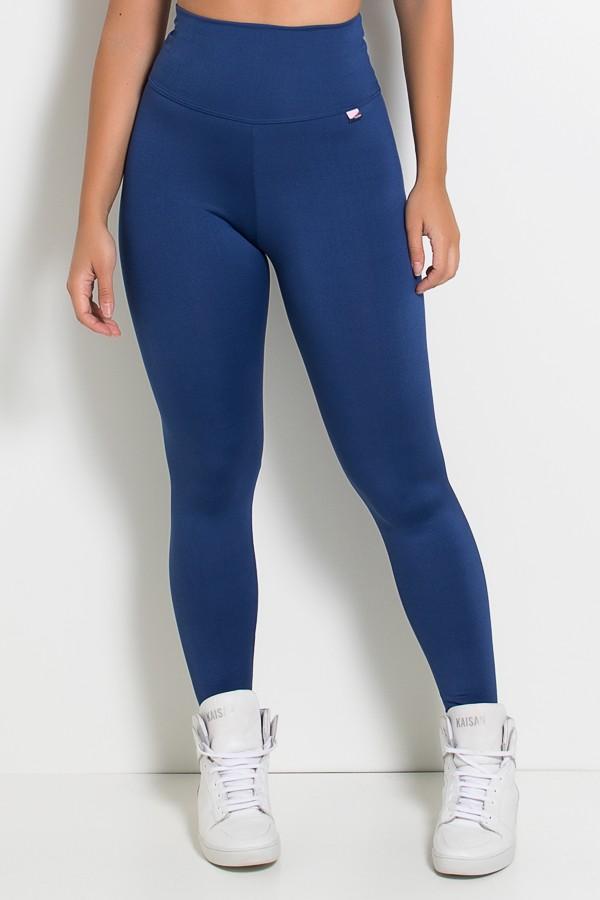 f46af21b4 Legging Lisa Suplex (Azul Marinho) | Kaisan