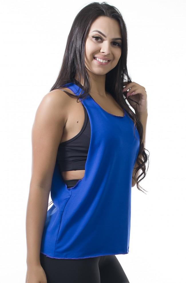 ... Regata Feminina Lisa (Azul Royal)  7e7a5d1cee9