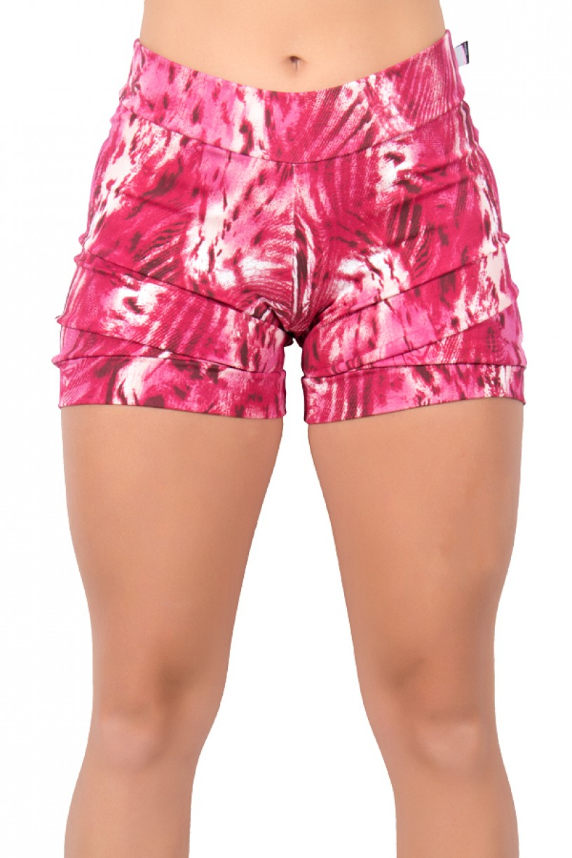 Short Balone Estampado