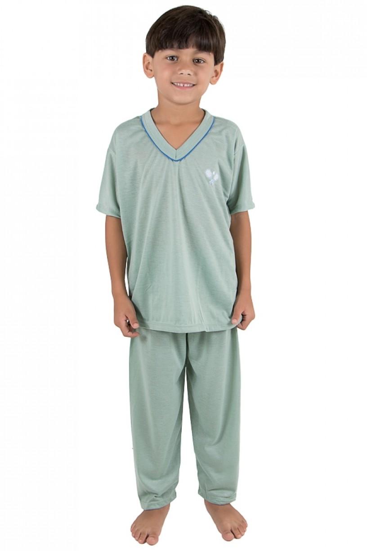 CEZ-PA103-003_Pijama_infantil_masculino_103_Verde__Ref:_CEZ-PA103-003