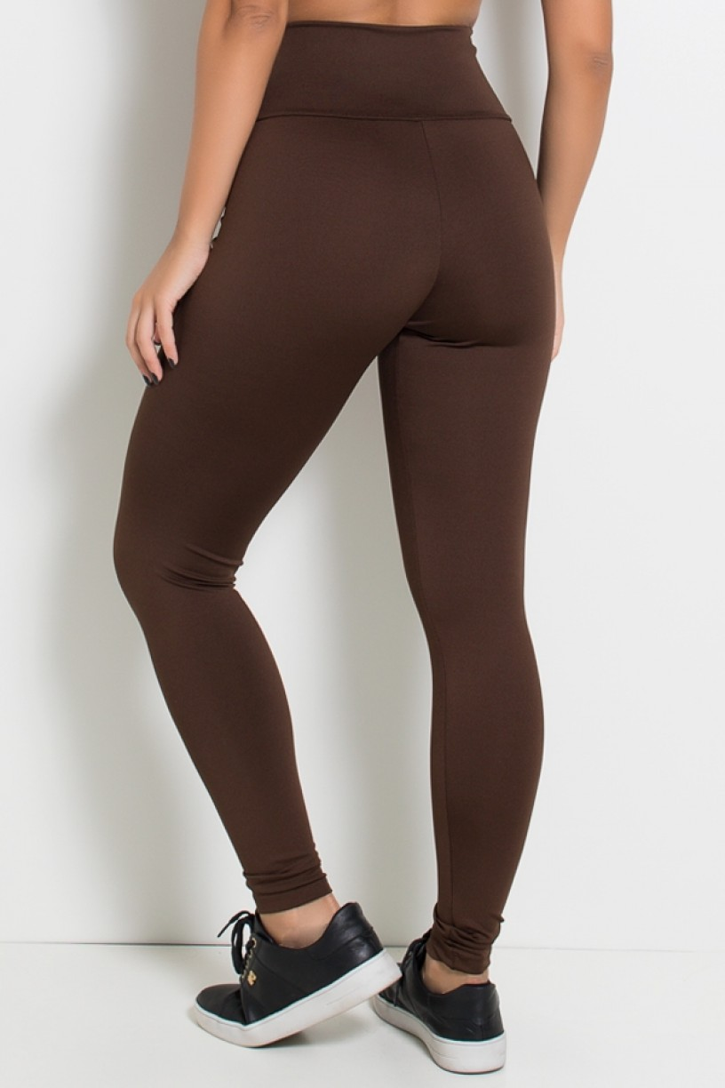 KS-F23-019_Legging_Cos_Alto_Marrom__Ref:_KS-F23-019