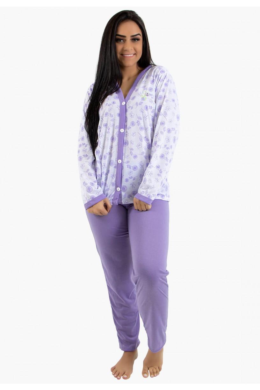 CEZ-PA182-015_Pijama_feminino_longo_182_Lilas__Ref:_CEZ-PA182-015