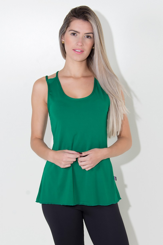 KS-F1022-002_Camiseta_de_Microlight_Nadador_com_Alca_Dupla_Verde_Bandeira__Ref:_KS-F1022-002