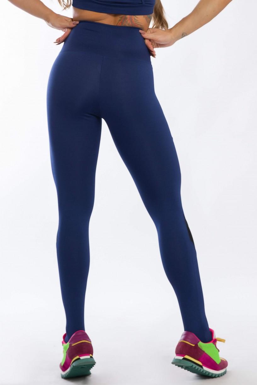 K2425-C_Calca_Legging_com_Detalhe_Tule_Diagonal_Azul_Marinho__Ref:_K2425-C