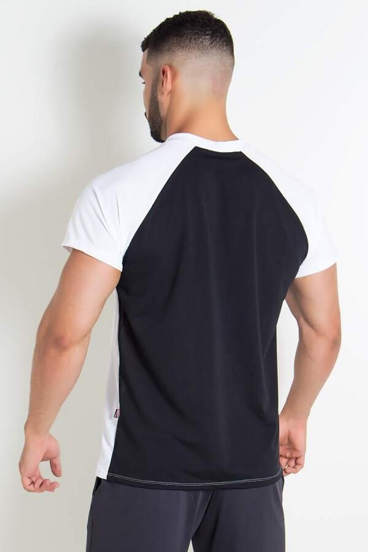 KS-H06-001_Camiseta_Masculina_Dry_Fit_Duas_Cores_Branco__Preto__Ref:_KS-H06-001