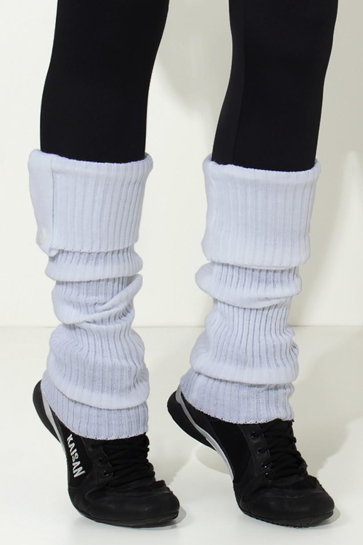 Polaina de Lã (Branco) | Ref: KS-F1812-001