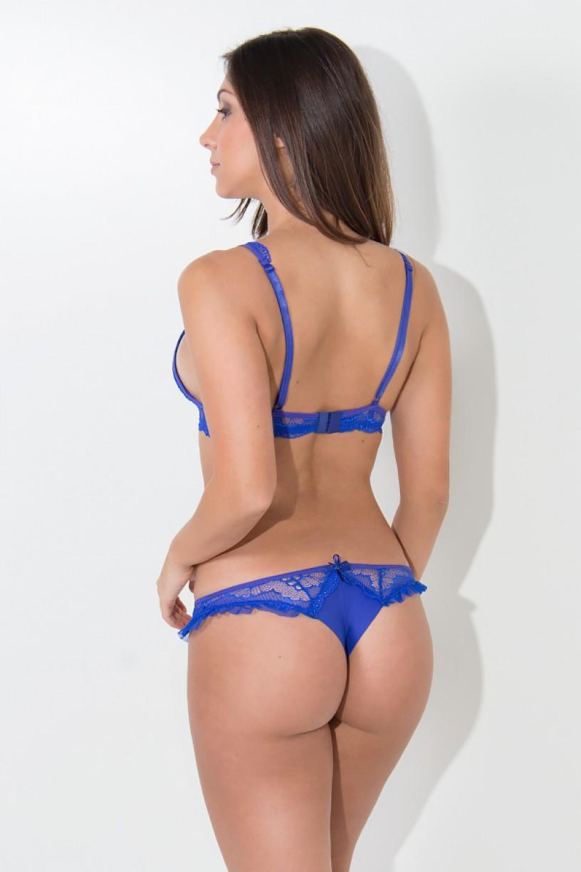 Conjunto Mariana 2363 (Azul Royal) | Ref: KS-B208-002