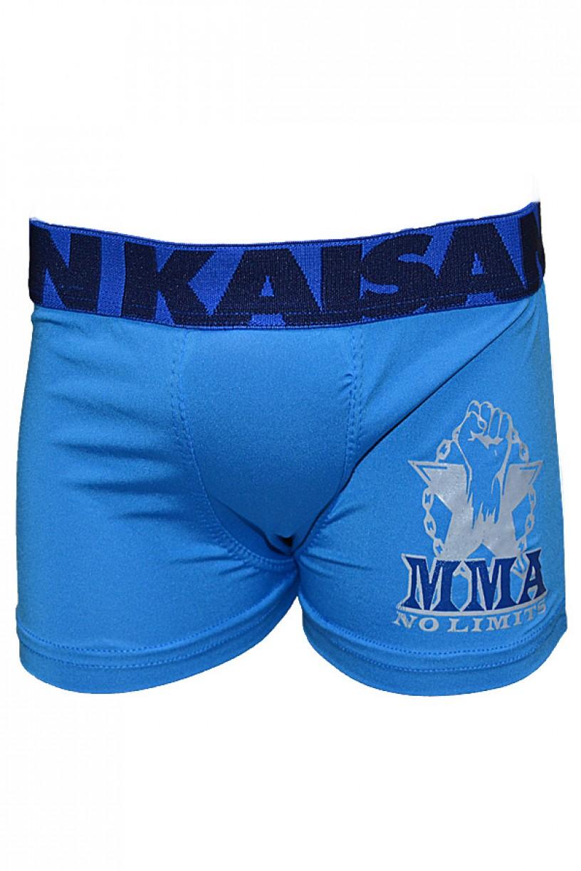 Kit com 5 Cuecas Boxer Silkada Infantil (498) - AB