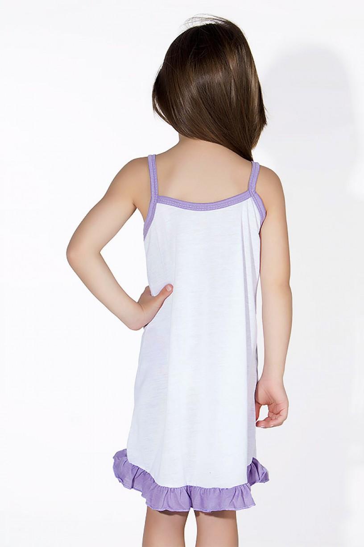 Camisola Infantil 141 (Lilas com borboletas) AB    Ref: CEZ-CM010-001