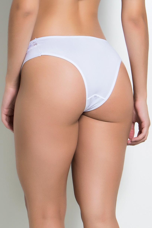 Calcinha Ester (Branco) | Ref: KS-A171-001