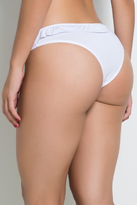 Calcinha Luana (Branco) | Ref: KS-A186-001