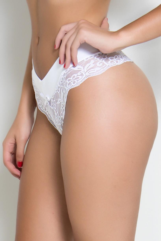 Calcinha Érika (Branco) | Ref: KS-A196-001