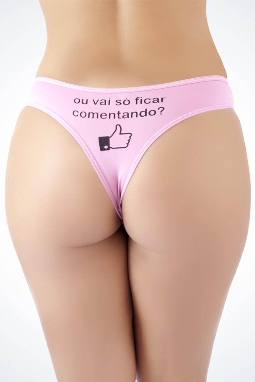 calcinha facebook