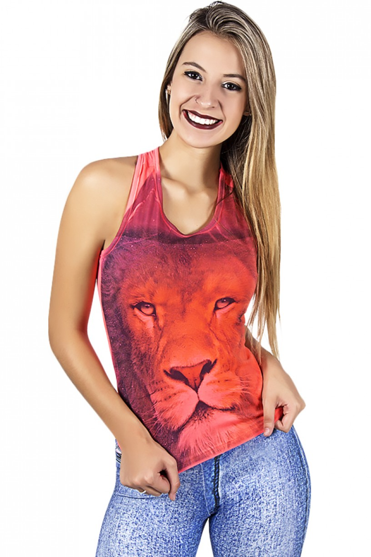 Camiseta Flúor Nadador A600 | Ref: F381
