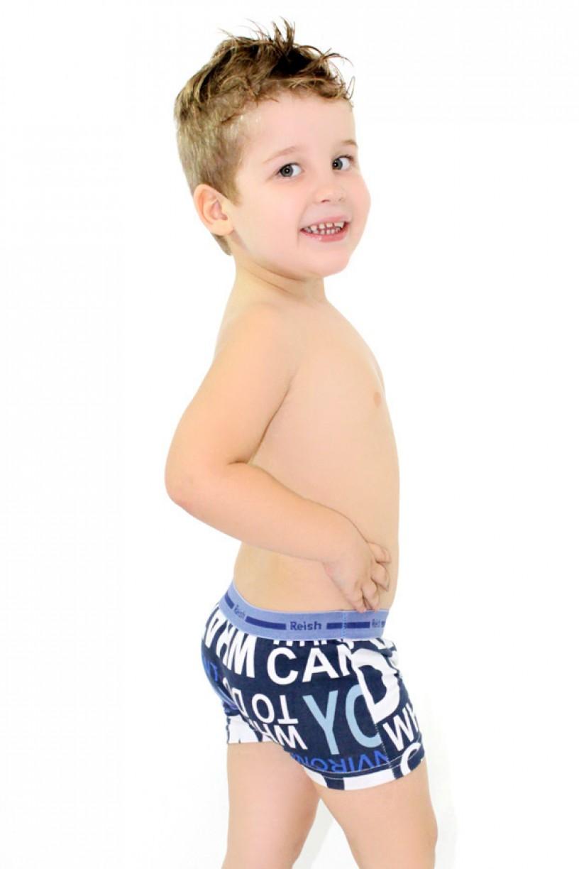 Cueca Boxer Infantil de Cotton