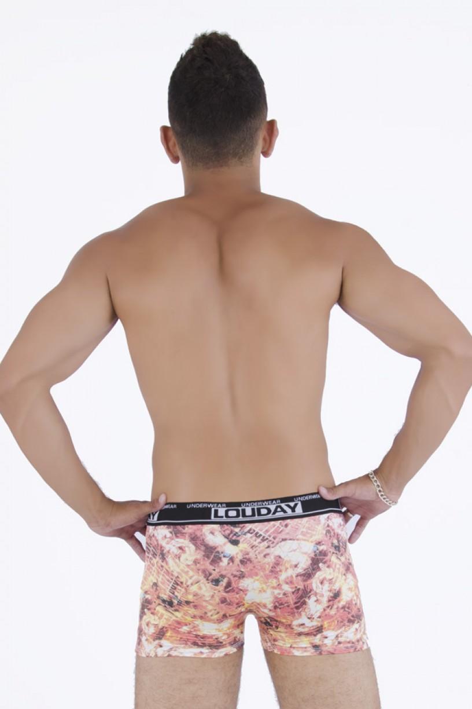 Cueca Boxer Estampada