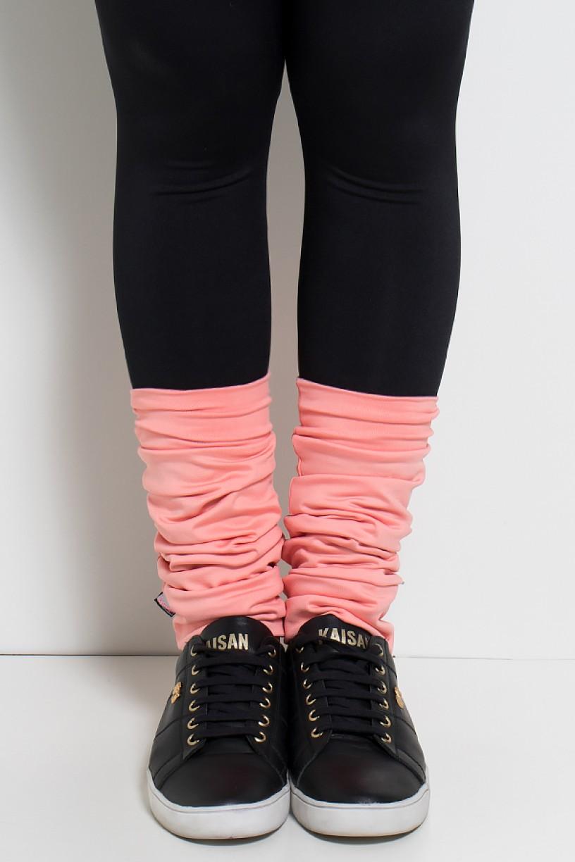 Polaina Fitness Lisa (O Par) (Coral Tandy) | Ref: KS-F182-011