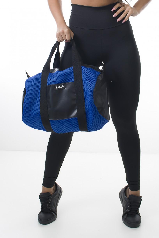 Bolsa Tommy (Azul Royal / Preto)   Ref: KS-F2002-001