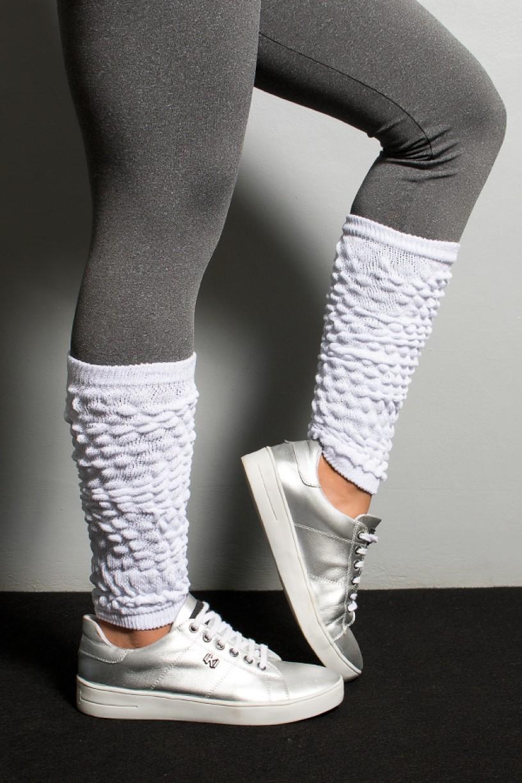 Polaina Fitness (Branco) | Ref: KS-F2216-001