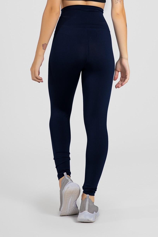 Legging Lisa Azul Marinho | Ref: F23-007