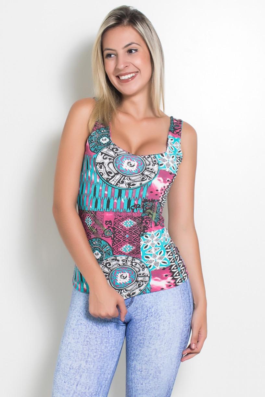 Camiseta Estampada Marcela | F249
