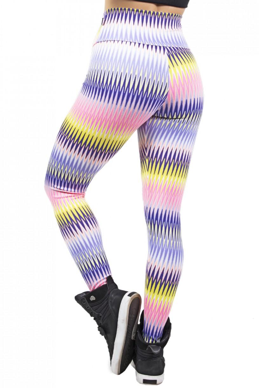 Legging Estampada Setas Coloridas 6   Ref: CA459