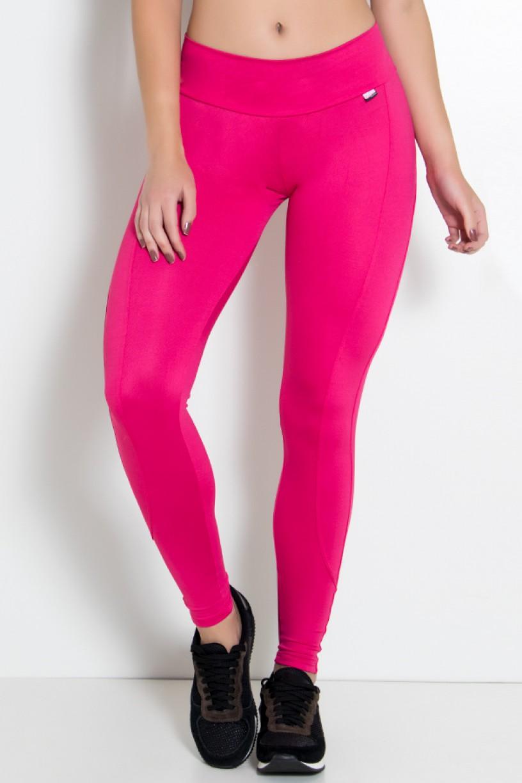 Calça Montaria Suplex (Rosa Pink) | Ref: KS-F141-003