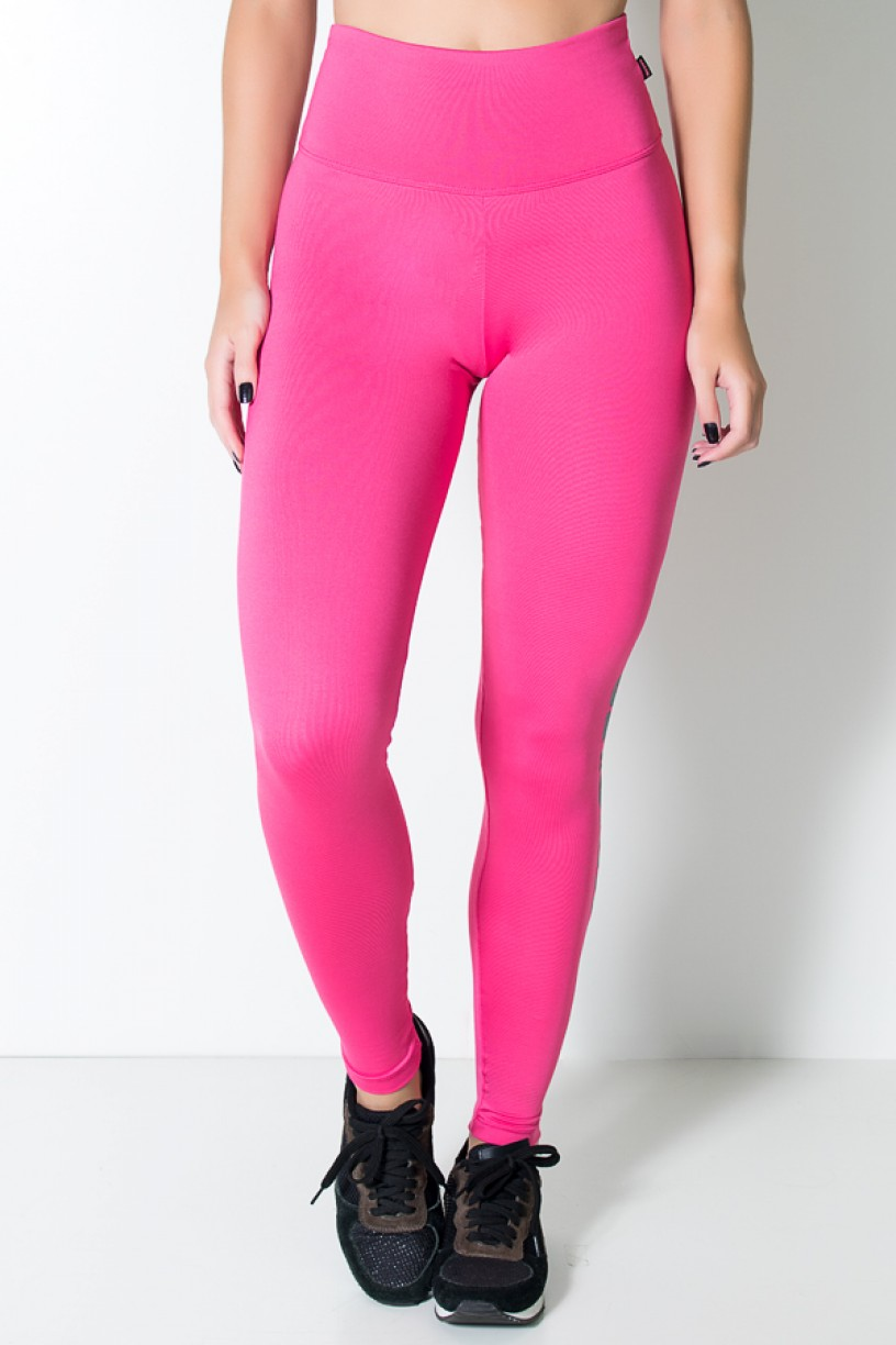 Calça Legging (Im Wholesome) (Rosa Pink) | Ref: KS-F710-002