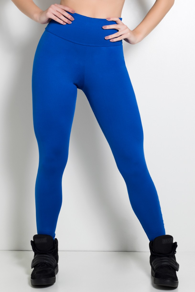 Calça Legging (Im Wholesome) (Azul Royal) | Ref: KS-F710-003