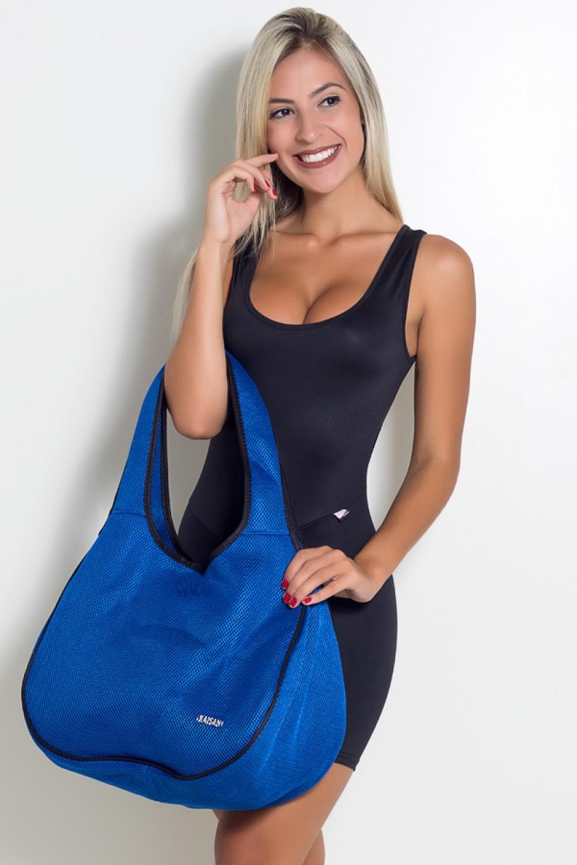 Bolsa Fitness Azul Royal | Ref: KS-F781-002