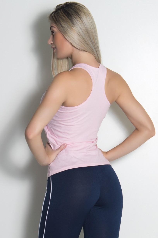 Camiseta de Malha Nadador (I Work Out) | Ref: KS-F908