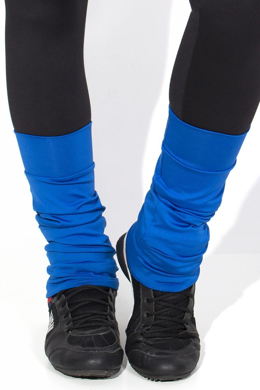 Polaina Fitness Lisa (O Par) (Azul Royal)   Ref: KS-F182-003