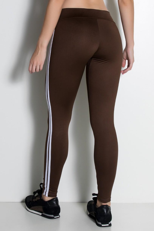 Calça Legging com Listras   Ref: KS-F17-008