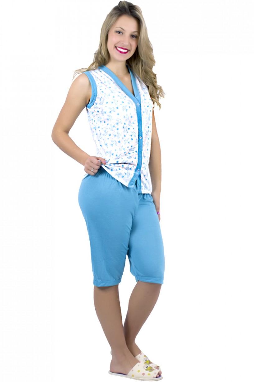 Pijama de Malha Pescador 098