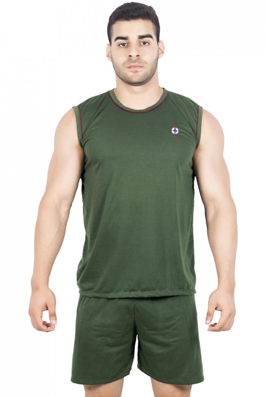 Pijama Masculino Camiseta 072 | REf: P37