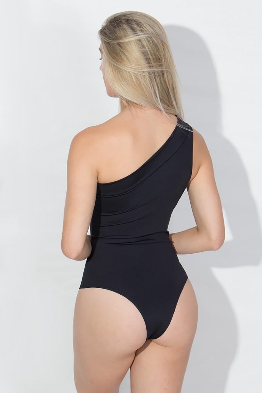 Body Chiquérrima Liso com Detalhe Estampado (Natureza 4) | Ref: KS-F51-001