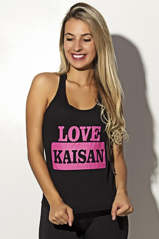 Camiseta de Malha Nadador (Love Kaisan) | Ref: KS-F905